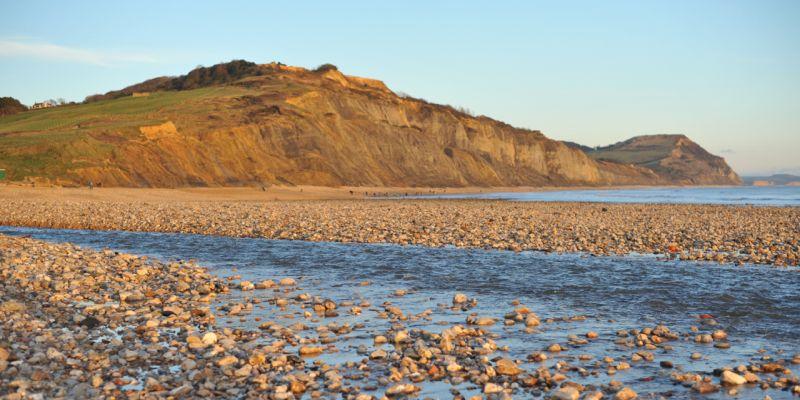 Charmouth East Beach Dorset