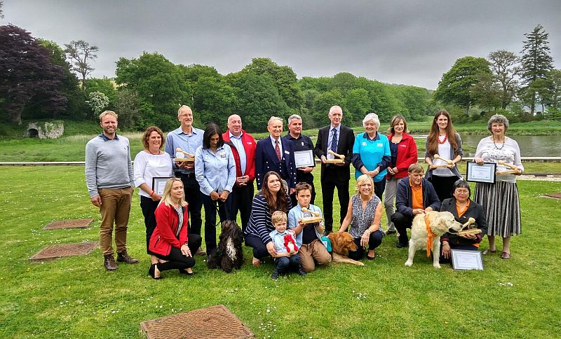 Dog Friendly tourism awards  Pembrokeshire