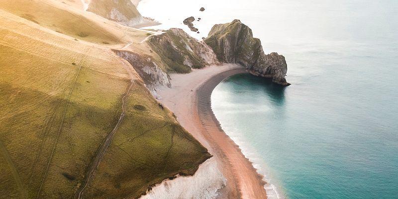 Dorset Beaches Coast South West England