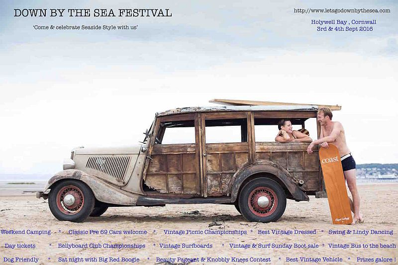 Down by the Sea festival 2016