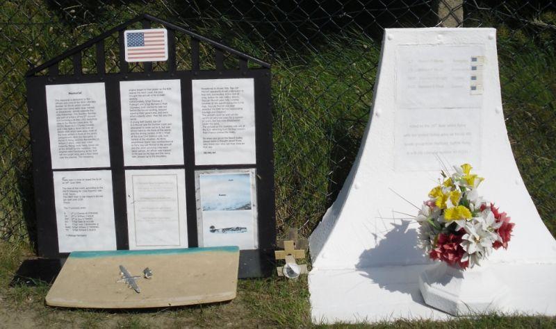 Greatstone B24 Liberator Crash Memorial