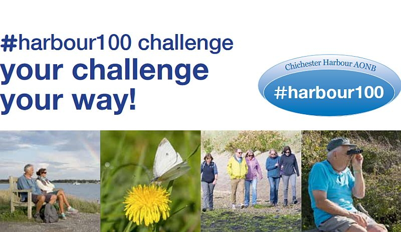 Chichester Harbour 100 challenge