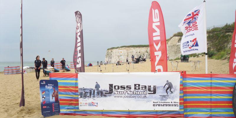 Joss Bay Surf