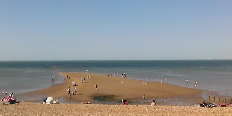 Tankerton Beach Kent
