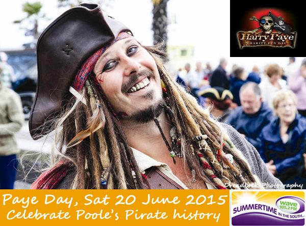 Paye Day Poole Flyer 2015