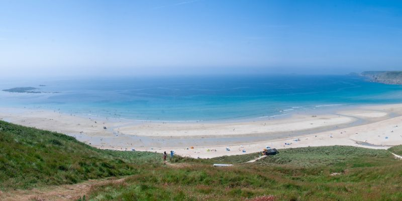 Sennen Cove Cornwall Coast