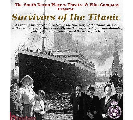 Titanic Paignton Poster