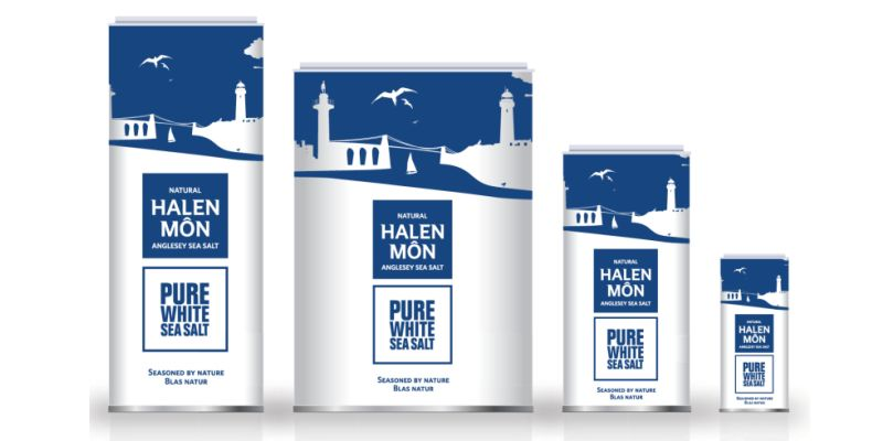 Halen Mon UK Sea Salt