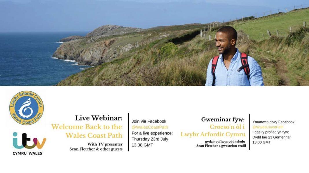 West Coast Path Wales Launch